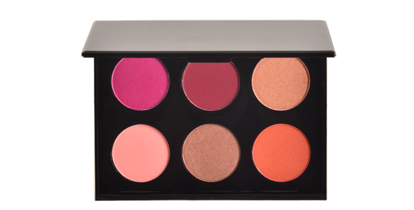 6 Shade Blush Palette