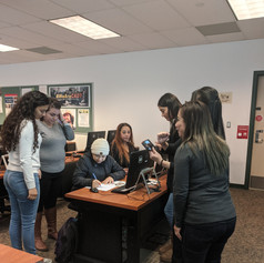 LACOE and East LA City College Workshop