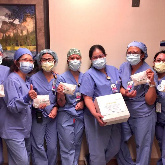 Millers Children's & Women's Hospital Meals Donation