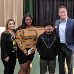 Jeffersom HS Scholarship Recipients