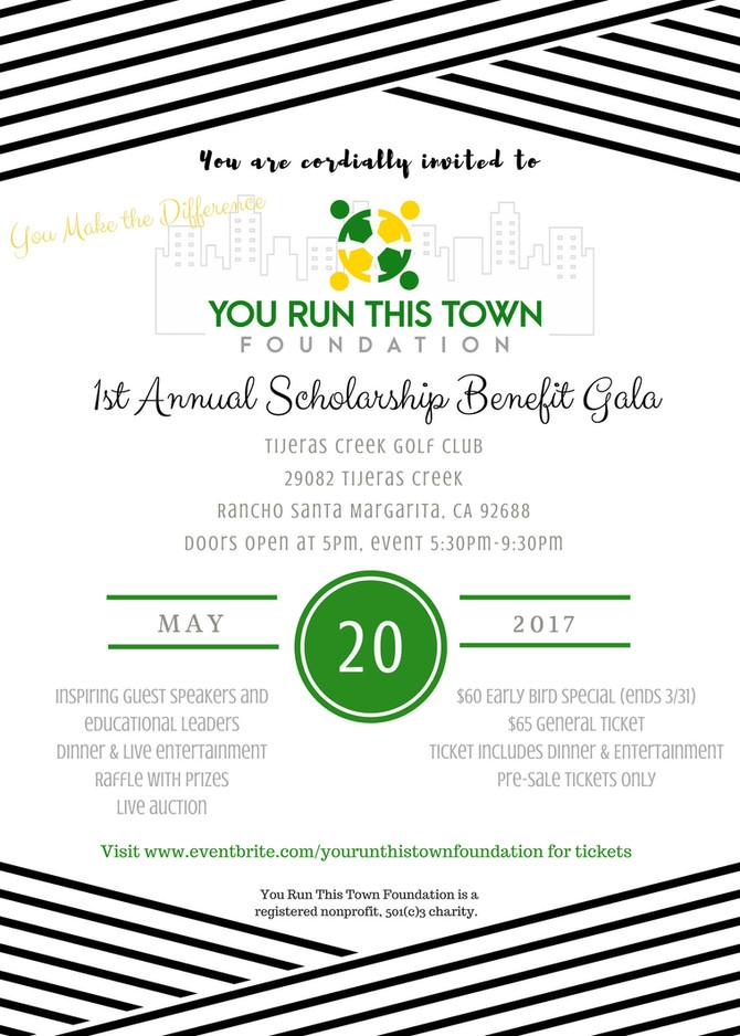 1st Annual Scholarship Gala
