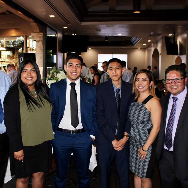 Jefferson HS Scholarship Recipients