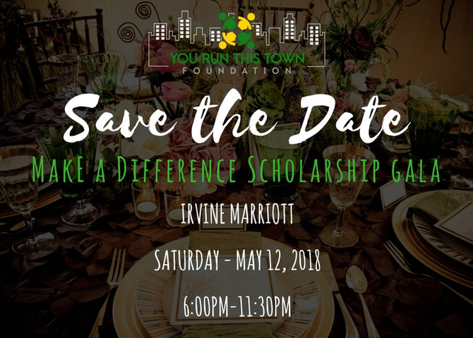 Make A Difference Scholarship Gala 2018