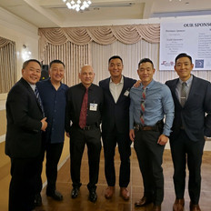 Director Gilbert Ayuyoa represented FALEO at the Korean American Law Enforcement Association banquet.