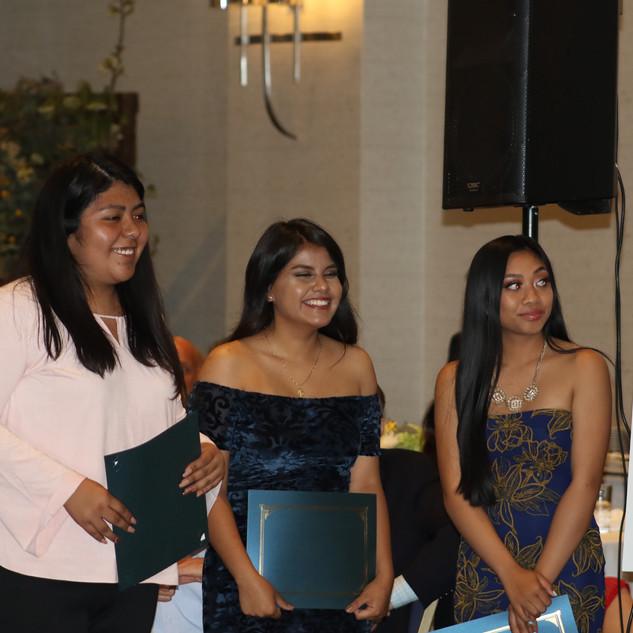 2018 Scholarship Recipients