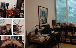 חדר העבודה - אחרי