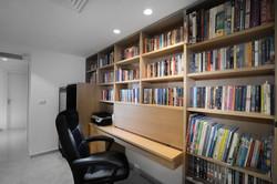 ספריה עם פטנט