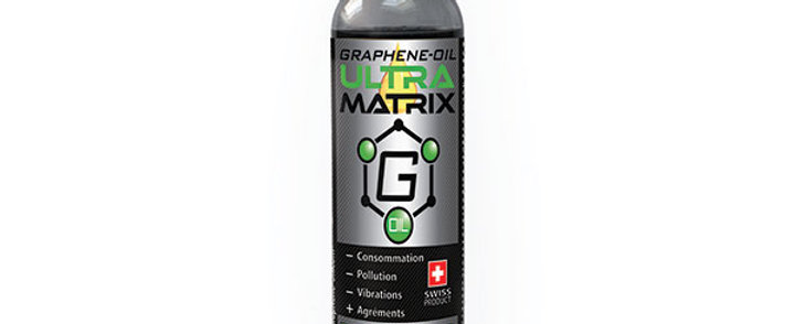 Economiseur de carburant  Graphene-Oil ULTRAMATRIX