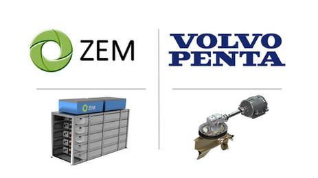 Volvo Penta acquires majority stake in  ZEM