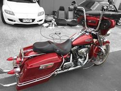 Custom Motorbike Sound System