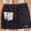 Thumbnail: Denim Skirts - BLACK