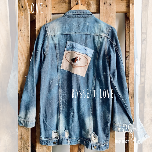 Denim Jackets - BLUE