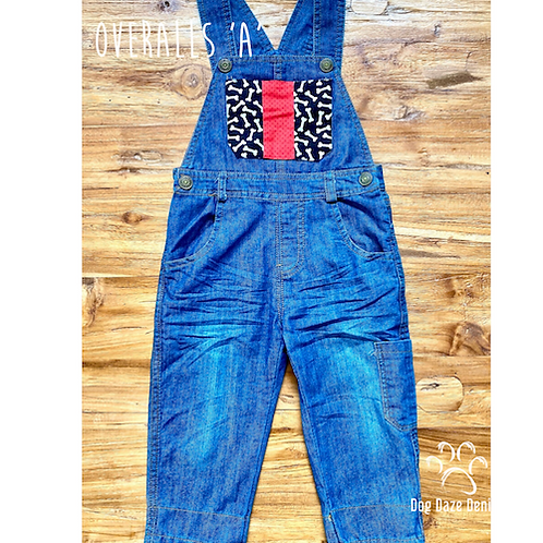 Kids Denim Overalls & Jeans