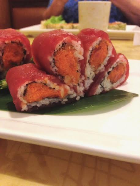 Weekend Indulgences: Sushi Dates and More
