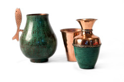 Water set and vase