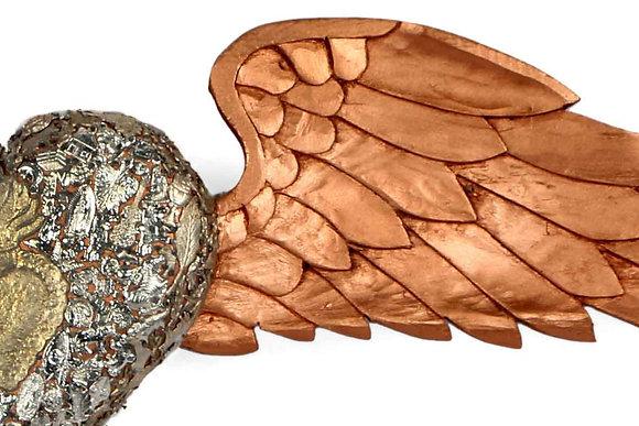 Mintsita Piraxuarhantani. Copper & Silver