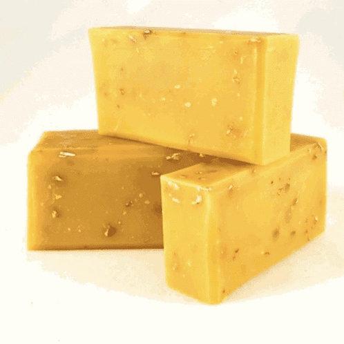 Oatmeal Lemongrass Soap
