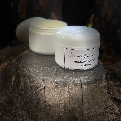 Lemongrass Body Butter 8oz