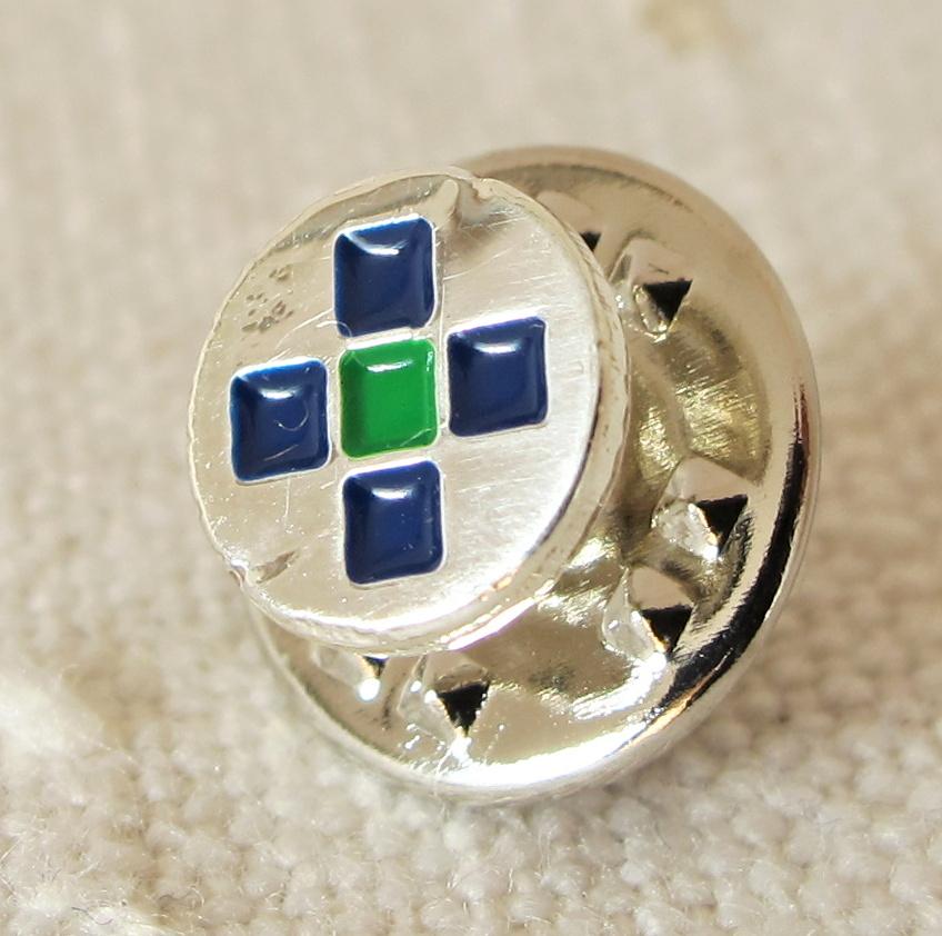 SOFT ENAMEL PIN