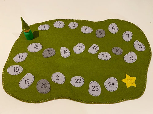 simple treasures: Waldorf Advent Calendar