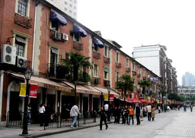 French Concession, Shanghei