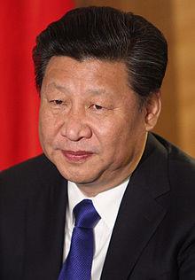 Xi Jinping, 2015