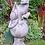 Vidroflor; Drache auf Kugel; Eryl; Fiona Scott; Steinguss; PGS027; Gartenfigur