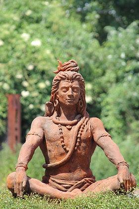 Figur; Shiva; Edition Oxid; Steinguss; Vidroflor; 114370EO; Esoterik