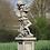 Vidroflor; Glockenblume; Flower Fairy; Steinguss; 8026; Glöckchen; Sockel; 114560; antik; Skulptur