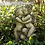 Skulpturduett; Der erste Kuss; Vidroflor; Steinguss; Antik; 114502; William Bouguereau; Galarosa; Gartenfigur