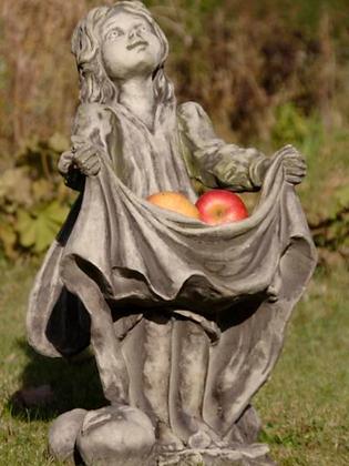 Flower Fairy Apfel; Obst; Vidroflor; 8018; Steinguss; Blumenfee; Elfe; Fairies; Obstblüte
