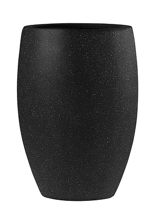 Smartline; Esteras; Amersfort 47 black; schwarz; Eleganz; 8502631202; 8520631247; Pflanztopf; glatt; Galarosa; Eleganza