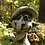 Magic Mushroom Leonardo; Vidroflor; Steinguss; frostfest; antik; 114933; Gartenfigur; Waldbewohner; Waldpilz; Galarosa