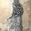 Vidroflor; Jeanne d'Arc; Steinguss; 114525; Skulptur; Schwert