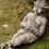schlafender Wichtel; Fiona Scott; Vidroflor; Steinguss; Antik; 1388
