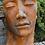 Vidroflor; Gesicht Mann; gross; 8081; Edition Oxid; Skulptur; Steinguss