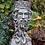 Vidroflor; Pflanzkopf König; Fiona Scott; Steinguss; FS2100; Pheebert's; Antik; grau; Pflanzgefäß; Gartenskulptur; Gefäß
