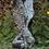 Steinguss; Vidroflor; Rachel; Engel; Hockende Engelfrau; Bronze Optik; 114130BR; Schutzengel; trauernder Engel; blau