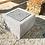 Zimmerbrunnen; Gartenbrunnen; Gartendeko; granit; grau; Esteras; Brunnen; Toa; LED; Terrassenbrunnen; Deko; Wasser; Garten