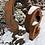 Dekoengel; Galarosa; Vidroflor; Gartenfigur; Athene; Leila; 118101EO; Winterdeko Garten; Edition Oxid