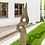 Gartenkunst Fonteyn, Skulptur; Vidroflor; Fiona Scott; 210102; Steinguss; antik grün, gruen; Gartenfigur; Gartendeko