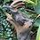 Raumdekoration; Schönes für den Garten; Galarosa; Vidroflor; Wiedehopf; Steinguss; Rosteffekt; Wesen der Lüfte; Skulptur