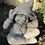Kobold; Martin; Vidroflor; Steinguss; Gnom; Wichtel; FS1501; Antik; Gartenwichtel; Gartenfigur; Fiona Scott; Galarosa; Deko