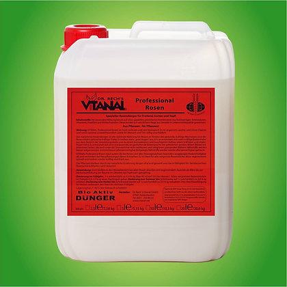 Dr. Rech's Vitanal Professional Rosen; 2,5 l; 2,5 Liter; Rosendünger; zum Gießen
