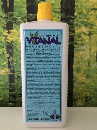 Dr. Rech's; Vitanal; Professional; Wachstumsstarker; 1 l; 1 Liter; Rosen; Wurzelregeneration; Wurzelbildung