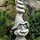 Magic Mushroom Spirlus; Vidroflor; Steinguss; antik; 114932; Galarosa; Magische Pilze; Waldbewohner; Gartendeko; Gartenfigur