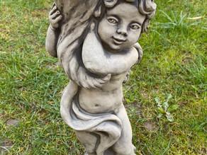 Allerseelen, der Gedenktag an eine liebe Seele - für mich war sie ein Engel ... (26.10.2021)