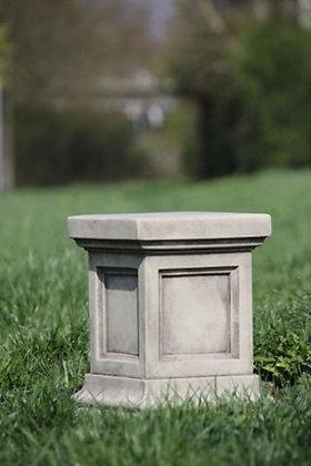 Säule; z.B. für Engel Rachel klein; Steinguss; Antik; Vidroflor; 114560; Sockel für Flower Fairies; Blumenelfen; Galarosa
