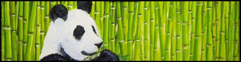 Panda solitaire