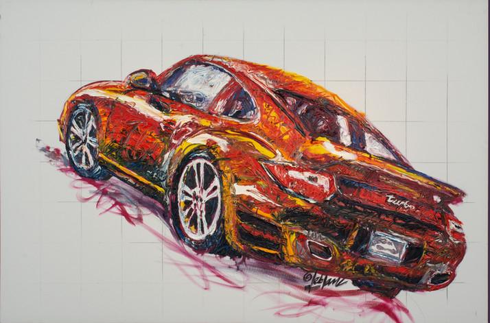 Porsche TurboRouge